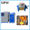 Induction Heating Machine with Manual Melting Tilting Furnace