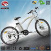 New MID Bafang Motor Bike 350W Fat Tire Bicycle Mountain Electric Scooter with Full Suspension