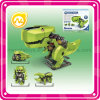 Solar Energy Four in One Robot Science Toys