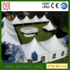 Colorful High Peak Round Tent Hexagonal Multi-Sides Tent