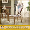 Rose Golden Stainless Steel Fabric Seater Dining Chair Wedding Chair