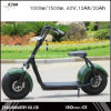 Two Seat Harley Electric Scooter Motor City Coco 1500W Electric Scooter