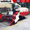 Grain Rice Wheat Combine Harvester with Hydraulic Gearbox for Sale