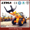 Brand New Design 8t Chinese Log Grapple Loader Price