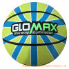 Fluorescent Color Rubber Basketball for Promotion
