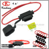 Custom Fuse Holder in-Line 12V Power Wire Harness