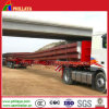 Skeleton Type Timber Transporting Logging Semi Trailer