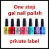 Best Seller Glazing Unshrinking One Steop Soak off UV Gel Nail Polish