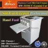 A4 A3 Chrome Paper Hand Manual Feed Namecard Gemini Cut Perforator Creaser Business Name Card Slitter Cutter
