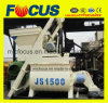 Js1500 Concrete Mixture Machine with Twin-Shaft for Sale