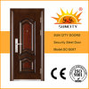 Top Quality Security Single Exterior Steel Door (SC-S067)