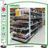 Supermarket Wine Display Shelf Rack