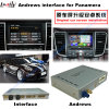 HD Multimedia Support WiFi/Mirrorlink GPS Android Interface Navigation Box for 10-15porsche-Macan, Cayenne, Panamera