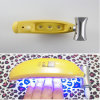 Banana-Shape Mini Size Gel Nail Cure LED Lamp