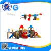 2015 Outdoor Playground Commercial Children Equipment