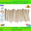 Bulk Pack Wooden Tongue Spatula Stick