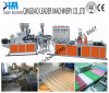 PVC Corrugated Roofing Sheet/Plate Extrusion Line