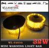 32W Low-Profile LED Warning Mini Bars