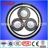 3X70mm 15kv Aluminum Cable with Steel Wire Armored
