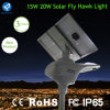 Integrated Solar LED Garden Outdoor Light 20W with Lithium Battery