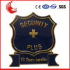 Carving Technology Zinc Alloy Material Metal Police Badge