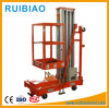 Aluminium Single Mast Person Hydraulic Lifts/Vertical Mast Lifts