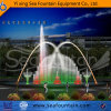 Seafountain Design Multimedia Music Fountain with Water Screen Movie