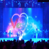 4.8mm LED Rental Screen HD Indoor Full Color LED Display