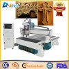 Two Process CNC Router Wood Carving Machine
