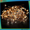 Yellow Color LED Copper Wire String Lights L1013-008