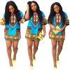 New Sexy Women African Dashiki T Shirts (A538)