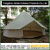 9-12 Persons Big Cold-Proof Waterproof Cotton Canvas Bell Tent