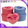 Heart Shape Paper Box Packaging Apple Christmas Gift