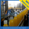 Automatic Pulp Juice Production Line Hot Filling Machine 4 In1 Monobloc Machine