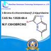 3-Bromo-6-Chloroimidazo[1, 2-B]Pyridazine CAS No 13526-66-4
