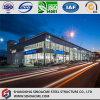 Steel Structure Mercedes-Benz 4s Exhibition Hall