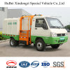 3cbm Kama Electric Barrel Hanging Electric Garbage Truck