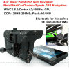 New 5.0inch Waterproof IP65 Car Moto Bike Portable GPS Navigation Built-in GPS Navigation Receiver, 800*480pixel Touch Panel, Bluetooth; FM Transmitter GPS-5060