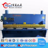 Hydraulic Guillotine Shearing Machine Cutting Steel Plate