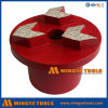 Diamond Grinding Plug with Arrow Segments