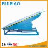10ton Hydraulic Loading Ramp Container Yard Ramp