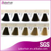 Hair Color Swatch Book Manufactuer Strip Shape