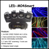Quad Beam 4X12W LED Beam Bar Moving Head Light with Base