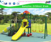 Factory Price Small Mushroom Playground & Swing Combination Set (HLD-M04)