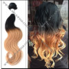 Ombre Peruvian Human Hair Extension