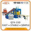 Stable Vibration Hydraulic Block Making Machines