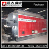 Horizontal Chain Grate 1ton Per Steam Boiler for Textile Industry