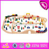 Most Popular Funny Activity Toys Kids Wooden Toy Train Sets W04c068