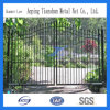 Wrought Iron Gate with Spear Point