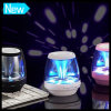 Music Portable Bluetooth Mini USB Bluetooth Speaker with LED Light